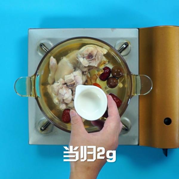清炖鸡汤的做法图解