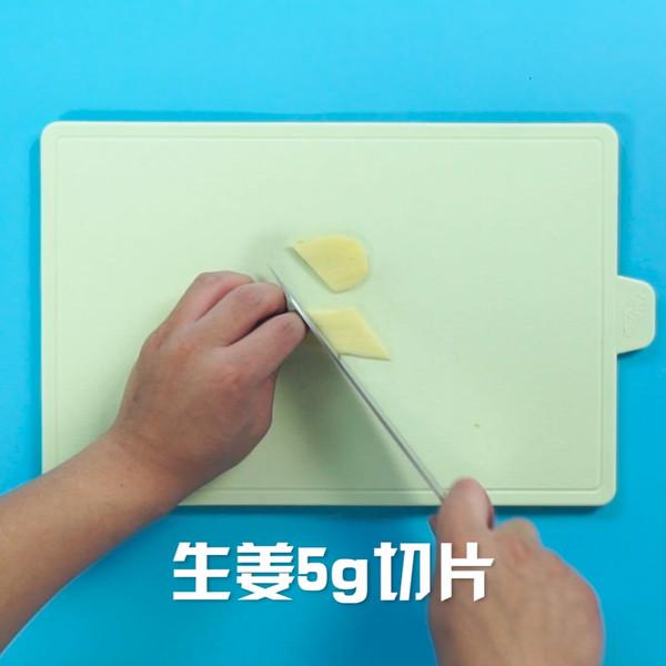 排骨炖豆角的做法图解