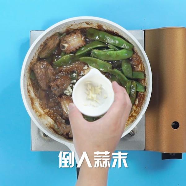 排骨炖豆角怎么煮