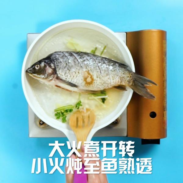 清炖鱼怎么吃