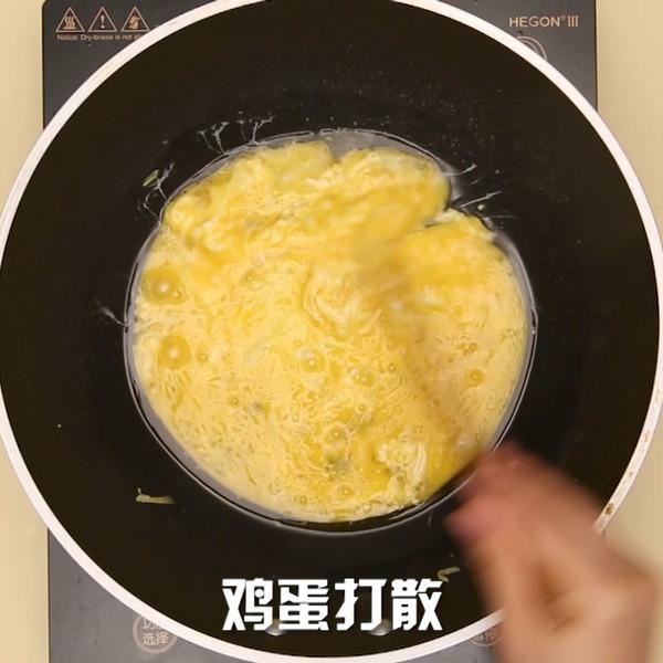虾仁炒蛋的简单做法