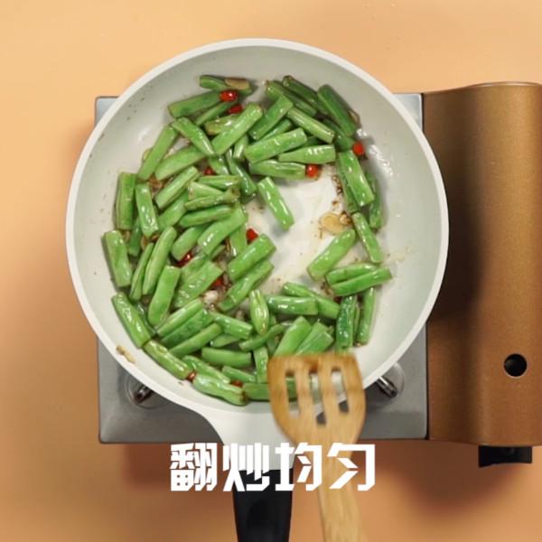 干煸四季豆怎么做