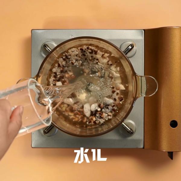祛湿粥的做法图解