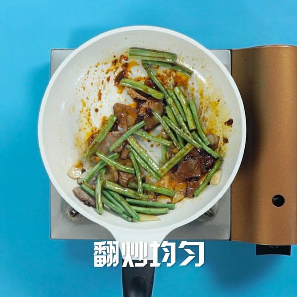 豆角炒肉怎么吃