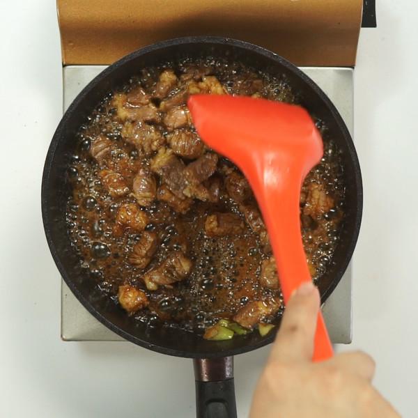 红烧牛肉的家常做法
