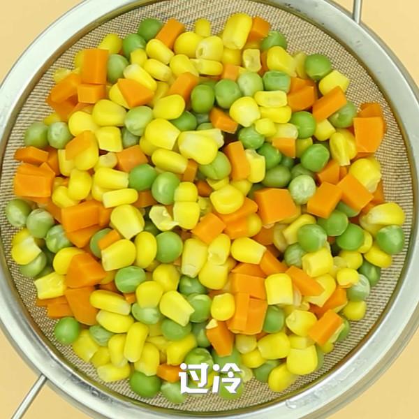扬州炒饭的做法图解