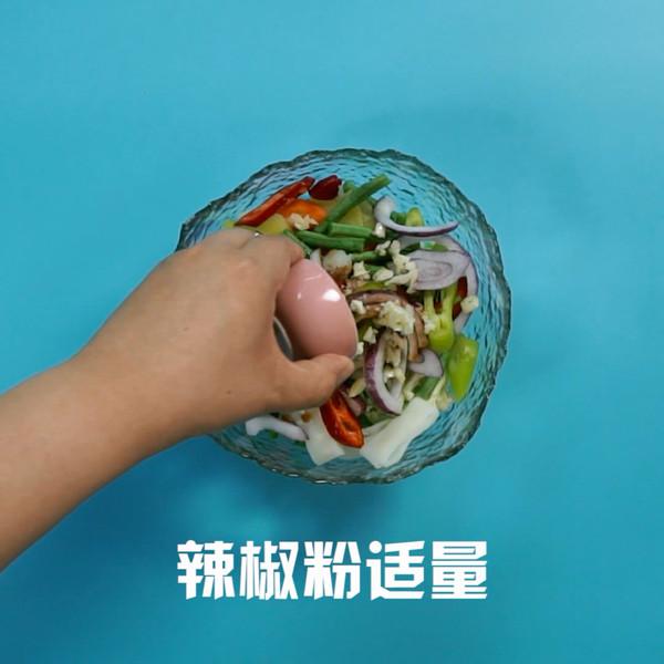 凉拌菜怎么吃