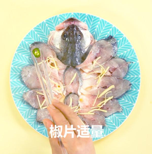 清蒸鲈鱼的做法图解