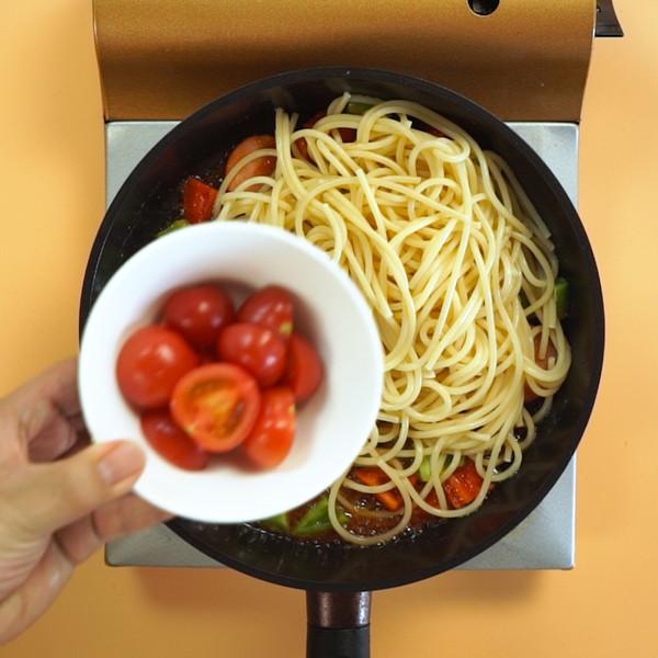 意大利面的简单做法