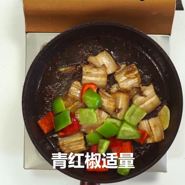 回锅肉的简单做法