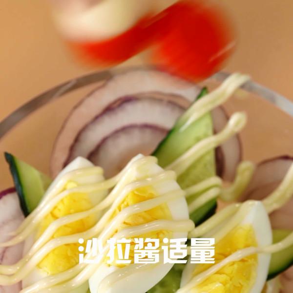 蔬菜沙拉怎么吃
