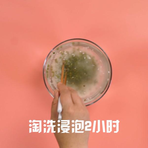 绿豆粥的步骤