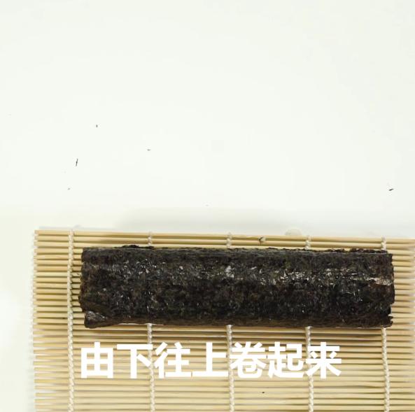寿司的简单做法