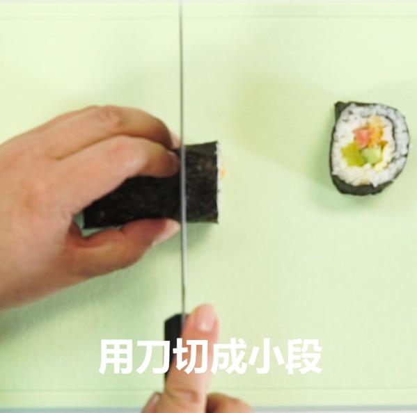 寿司怎么吃