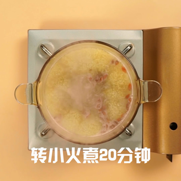小米粥的简单做法