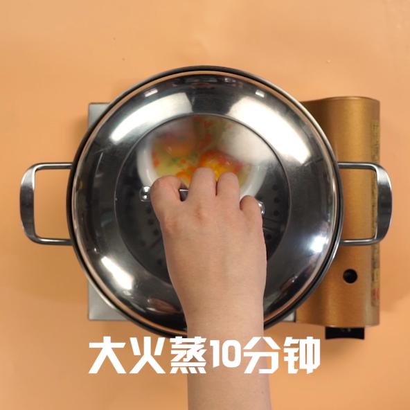 蒸鸡蛋的家常做法