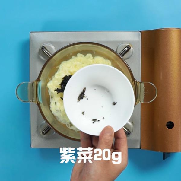 紫菜蛋花汤的简单做法