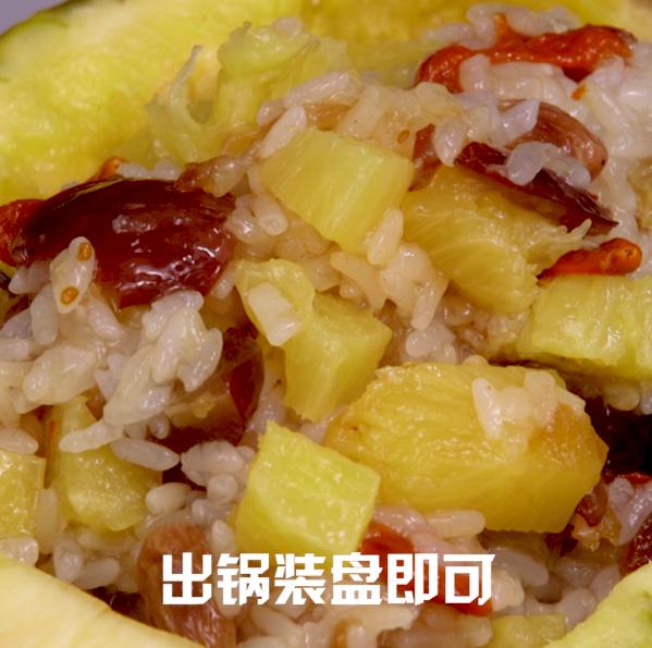 菠萝饭怎么炒