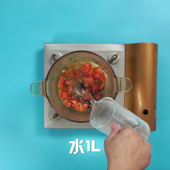 疙瘩汤的简单做法