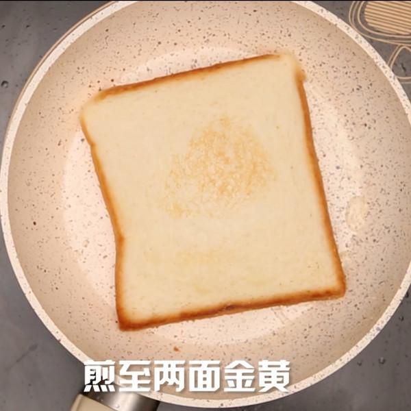 三明治的做法图解
