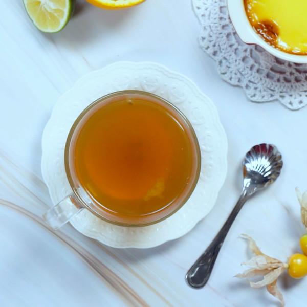 水果茶成品图