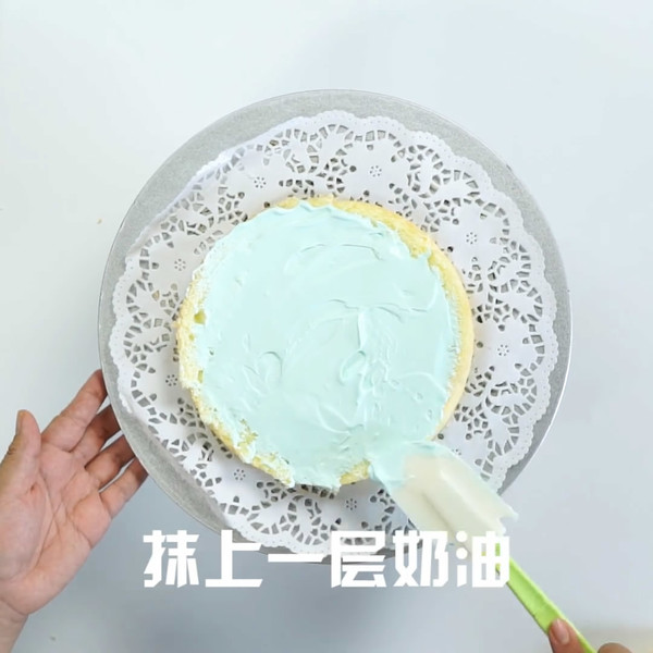 皇冠蛋糕的家常做法
