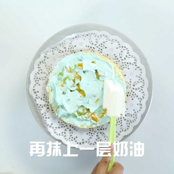 皇冠蛋糕怎么吃