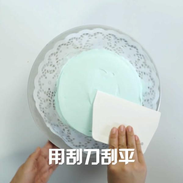 皇冠蛋糕怎么做