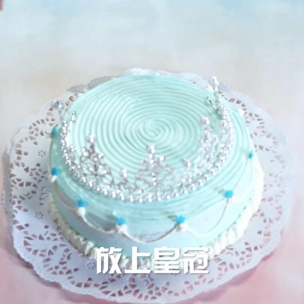 皇冠蛋糕怎么炖