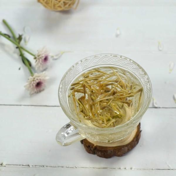 金银花茶的步骤