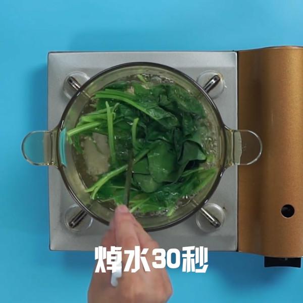 凉拌菠菜的做法大全