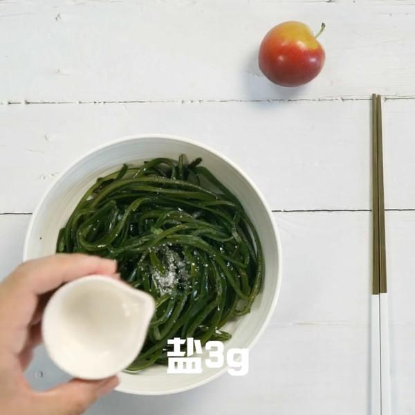 凉拌海带丝的简单做法