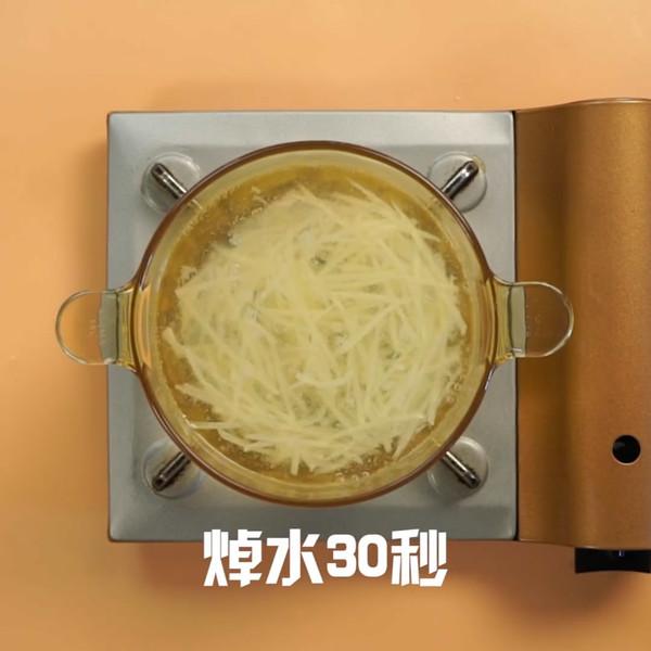 凉拌土豆丝的做法图解