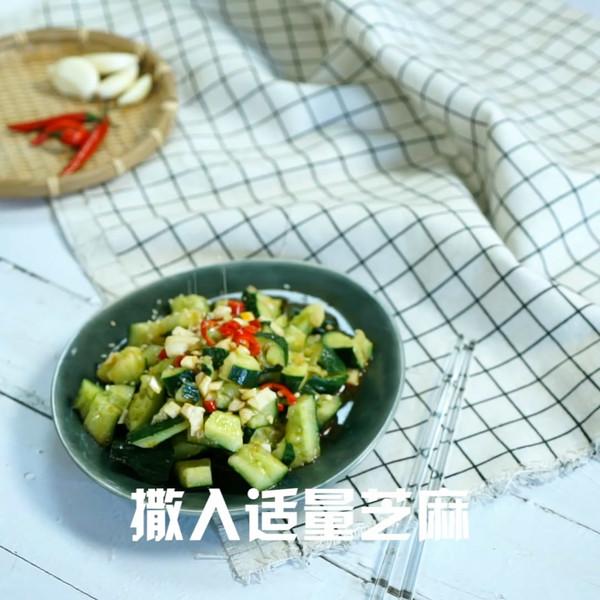 拍黄瓜怎么吃