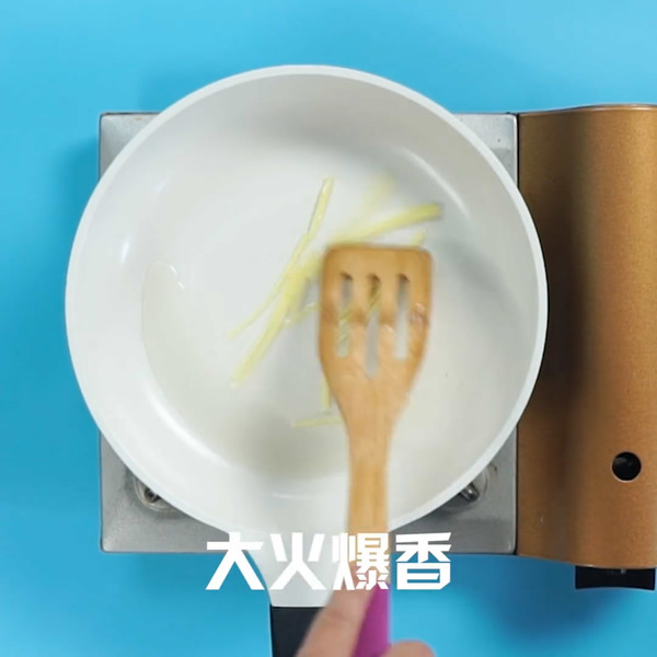 清炒虾仁的简单做法