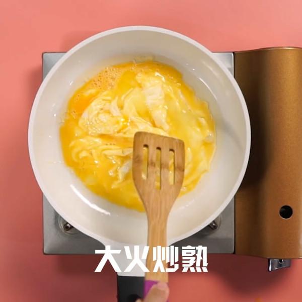 秋葵炒鸡蛋的简单做法