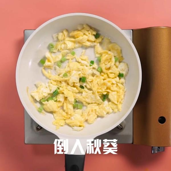 秋葵炒鸡蛋怎么吃
