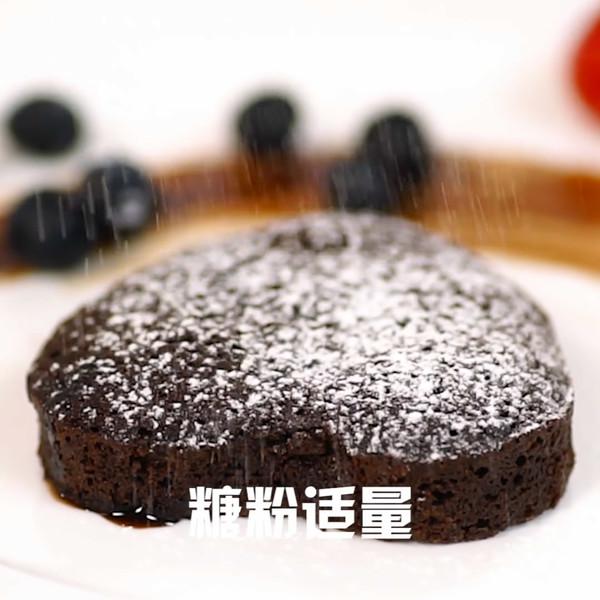熔岩蛋糕怎么煮