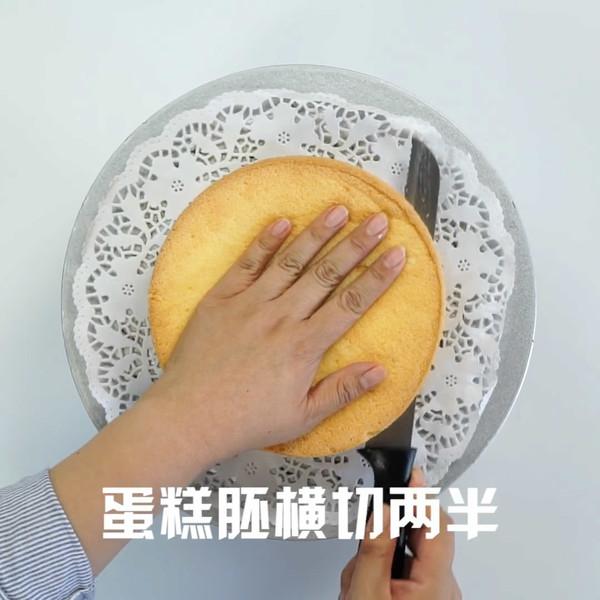 水果蛋糕的做法图解
