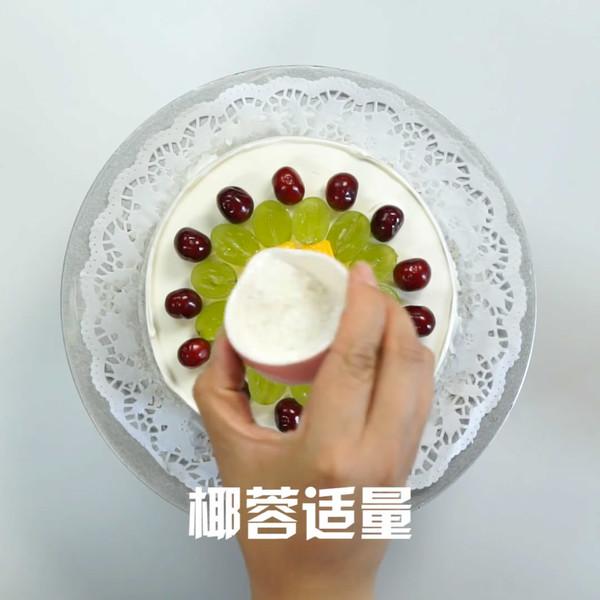 水果蛋糕怎么炖