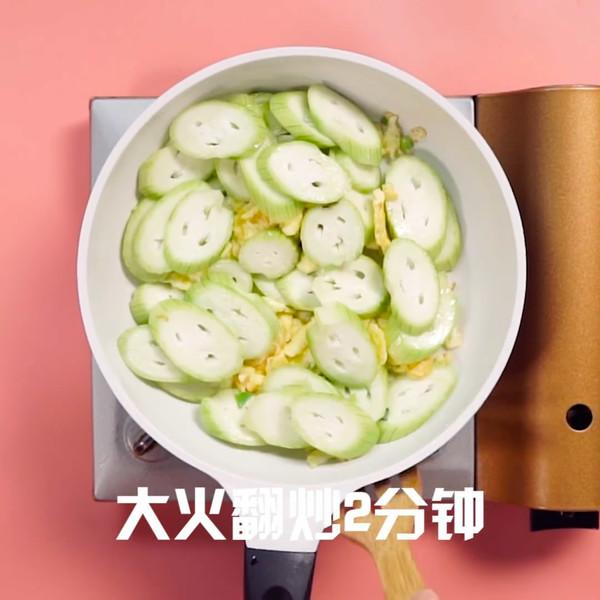 丝瓜炒蛋怎么吃