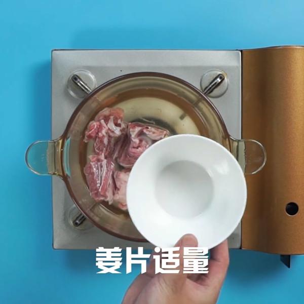 土豆排骨汤的做法大全