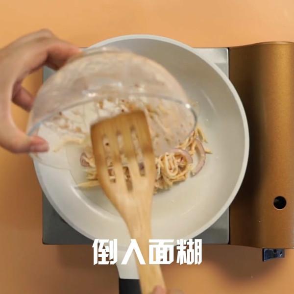 土豆丝饼怎么吃