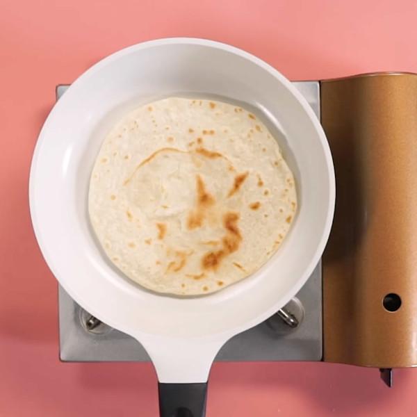 土豆丝卷饼怎么炒
