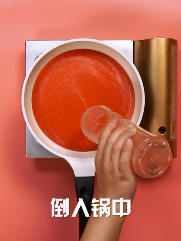 番茄酱的简单做法