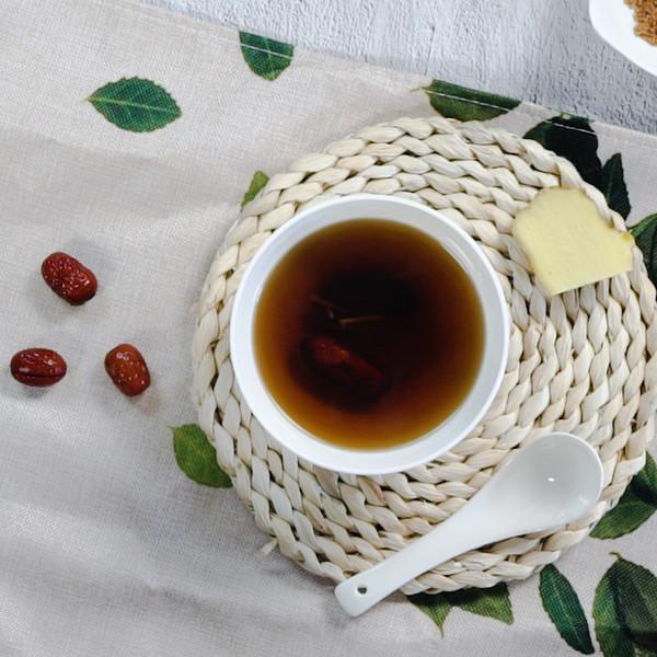 红糖姜茶成品图