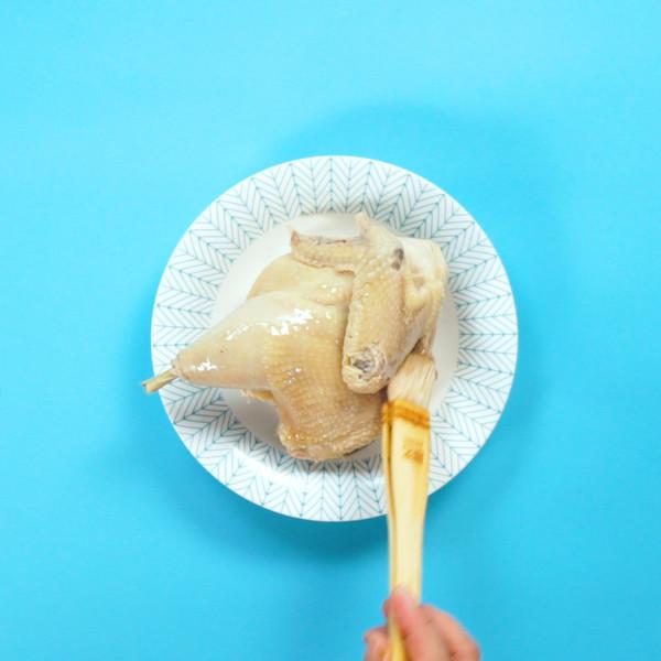 白切鸡的家常做法