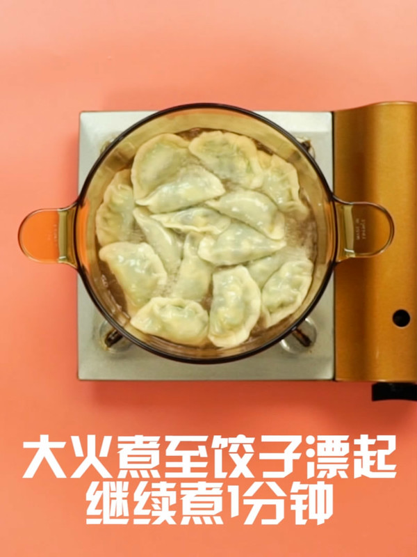 韭菜鸡蛋饺子怎么煮