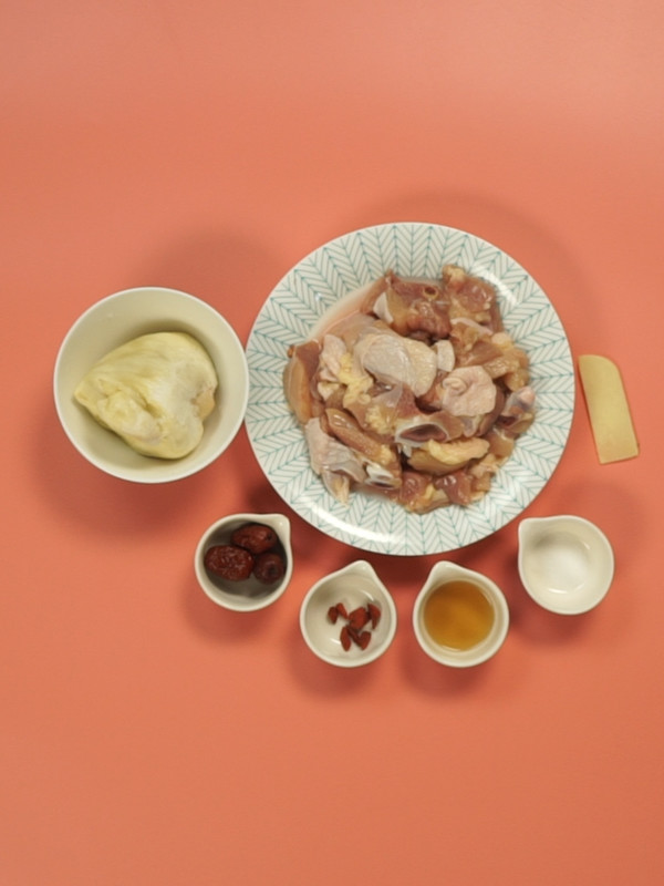 榴莲炖鸡的做法大全