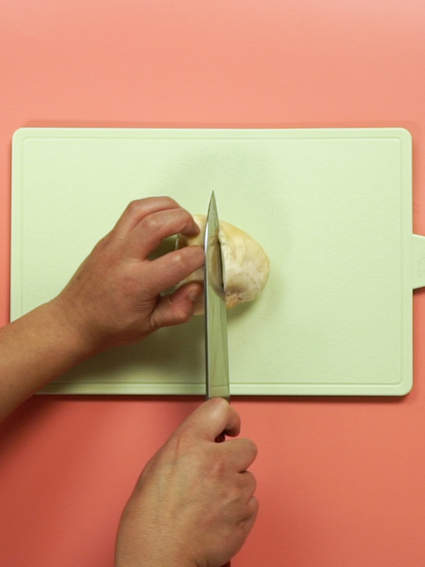 榴莲炖鸡的做法图解